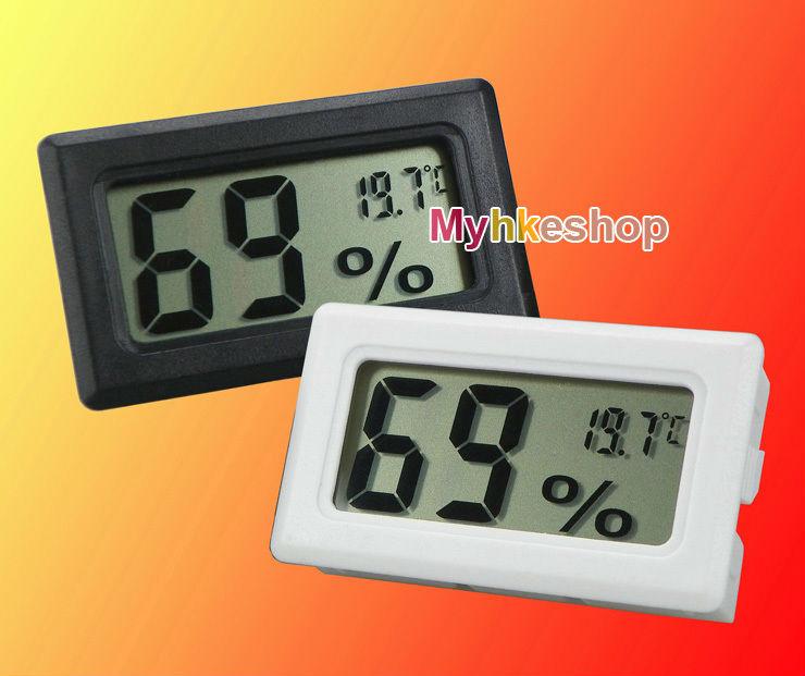 Цифровой гигрометр+термометр.
