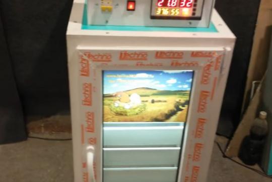 Инкубатор ТЖУ-440 компакт.